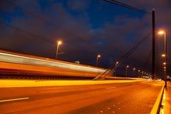 Oberkasseler bridge Stock Images
