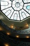 Oberlicht bei Guggenheim Lizenzfreie Stockfotos
