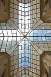 Oberlicht Windows Stockfoto