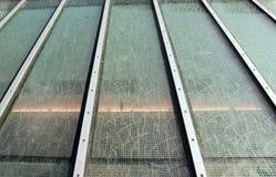 Oberlichtglas Lizenzfreie Stockbilder