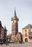 Obernai, Alsace, France Royalty Free Stock Photography