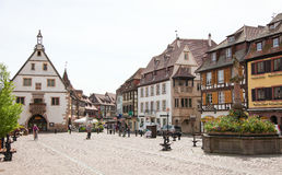 Obernai, Alsace, France Stock Images