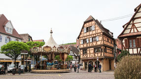 Obernai, Alsace, France Royalty Free Stock Image