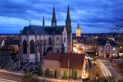 Obernai en Alsace Royalty Free Stock Image