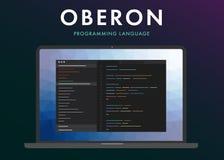 Oberon język programowania ilustracji