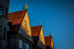 Oberpollinger House in Munich, Germany Royalty Free Stock Photos