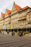 Oberpollinger Shopping Store. Munich. Germany Royalty Free Stock Photography