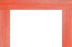 Oberrand-Holz lizenzfreies stockbild