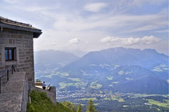 Obersalzberg mountains Stock Photo