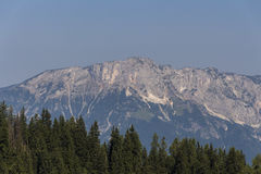 Obersalzberg vicino a Berchtesgaden in Germania, 2015 Fotografia Stock Libera da Diritti