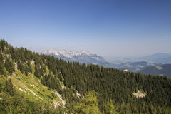 Obersalzberg vicino a Berchtesgaden in Germania, 2015 Fotografia Stock