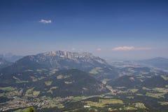 Obersalzberg vicino a Berchtesgaden in Germania, 2015 Fotografie Stock Libere da Diritti