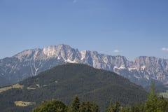 Obersalzberg vicino a Berchtesgaden in Germania, 2015 Fotografie Stock