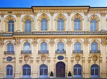 Oberschleissheim, Germany  -  New Schleissheim palace facade det Stock Photo