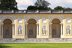 Oberschleissheim, Germany  -  New Schleissheim palace, Northern Royalty Free Stock Images
