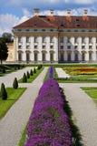 Oberschleissheim, Germany  -  New Schleissheim palace, view from Stock Photos