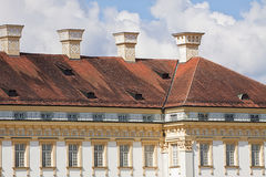 Oberschleissheim, Germany  -  New Schleissheim Renaissance palac Royalty Free Stock Photography