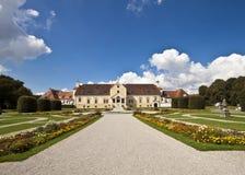 Oberschleissheim, Germany  -  Old Schleissheim palace in Renaiss Stock Photo