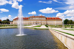 Oberschleissheim Palast nahe München Lizenzfreies Stockbild