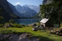 Obersee Royalty Free Stock Photo