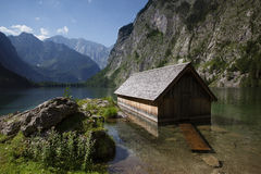 Obersee Stock Image