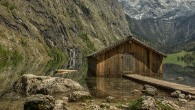 Obersee 2 Royalty Free Stock Photos