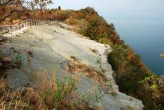 Oberseite der Klippe von Moon Bay Lizenzfreie Stockbilder