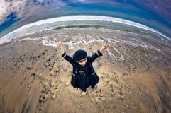 Oberseite der Welt Stockfoto