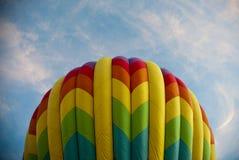 Oberseite des Ballons Lizenzfreie Stockfotos