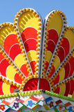 Oberseite des Karussells Lizenzfreie Stockfotos