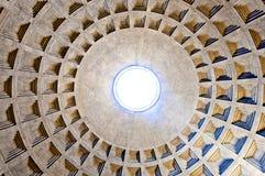 Oberseite des Pantheons Stockfotografie