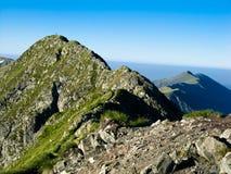 Oberseite von Rumänien Stockfoto