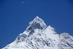 Oberseite von Snowberg Lizenzfreies Stockbild