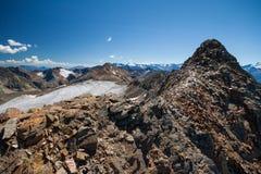 Oberseite von Tirol Stockbild