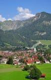 Oberstdorf,Bavaria Stock Image
