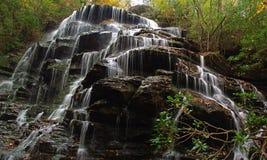 Oberster Wasserfall Lizenzfreies Stockbild