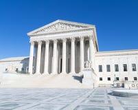Oberstes Gericht Vereinigter Staaten, Washington DC Lizenzfreie Stockfotos