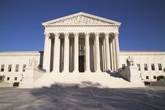 Oberstes Gericht von U S Lizenzfreies Stockfoto