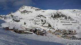 Obertauern ski resort , Austria Royalty Free Stock Photos