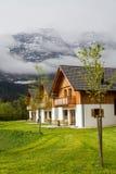 Obertraun. View beautiful  in Obertraun,Austria Royalty Free Stock Image