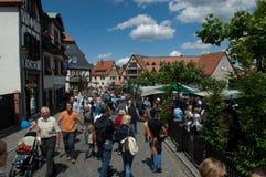 OBERURSEL, GERMANIA - 11 GIUGNO: Immagini Stock Libere da Diritti