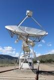 Obervatório astrofísico de rádio da autoridade, BC fotografia de stock royalty free
