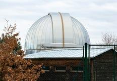 Obervatório astronômico multifuncional do Chianti imagem de stock