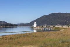 Obervatório Califórnia de Big Bear Imagem de Stock