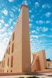 Obervatório de Jantar Mantar Fotografia de Stock Royalty Free