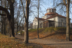 Obervatório de Tartu imagens de stock royalty free