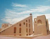 Obervatório em Jaipur Fotografia de Stock Royalty Free
