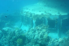 Obervatório subaquático Imagens de Stock Royalty Free