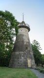 Obervatório velho do moinho de vento Fotos de Stock