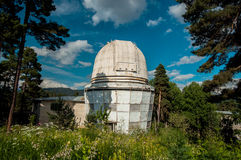 Obervatory astrofísico Imagen de archivo